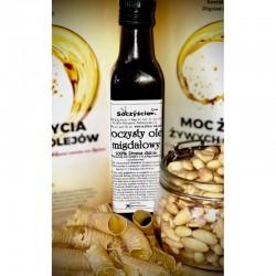Olej migdałowy 250 ml tłoczony na zimno