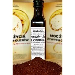 Olej z wiesiołka tłoczony na zimno 250 ml