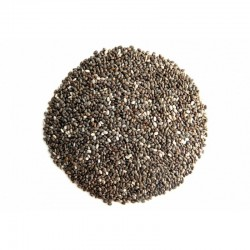 Olej z nasion chia tłoczony na zimno z 0,5 kg chia