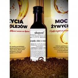Olej z wiesiołka tłoczony na zimno z 0,5 kg wiesiołka