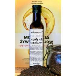 Olej rzepakowy tłoczony na zimno 250 ml